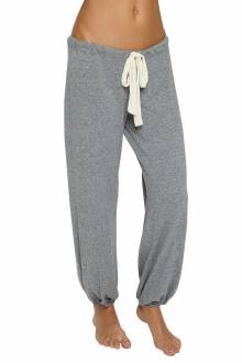 Eberjey Heather THE CROPPED PANT
