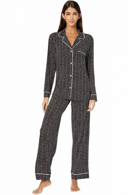 Eberjey Sleep Chic Long Pj Set | Boxed