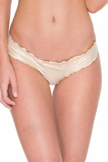 Luli fama Cosita Buena WAVEY BRAZILIAN RUCHED BOTTOM