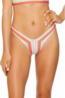 Luli fama Playtime TAB SIDE HIGH LEG BRAZILIAN BOTTOM