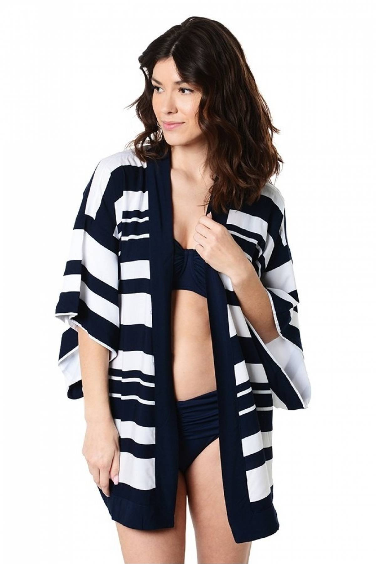 Seafolly Block Party Cover-Up