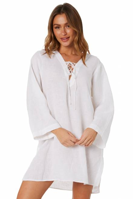 Seafolly Seafolly Separates Harbour Linen Cover Up