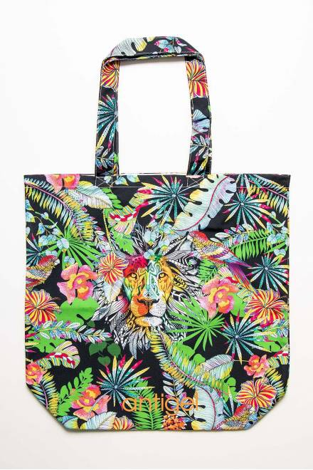 Antigel 62b La Tropicale Tote Bag