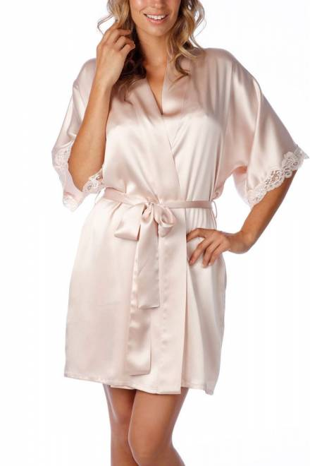Christine Boudoir SHORT ROBE