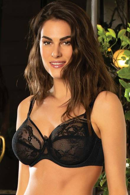 Eprise G70 Emotion Dentelle Underwired full cup well-being bra
