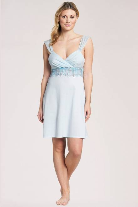 Feraud  Chemise with fringe details Ice Princess