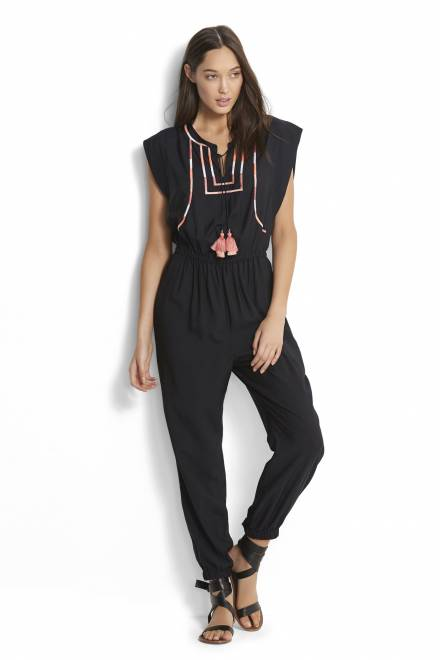 Seafolly Palm Beach Jumpsuit