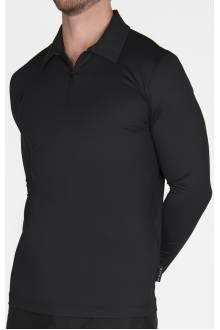 Shan Confort LONG SLEEVE POLO