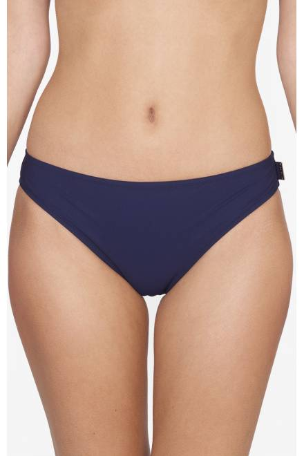 Shan Blue Valentine medium rise bikini bottom