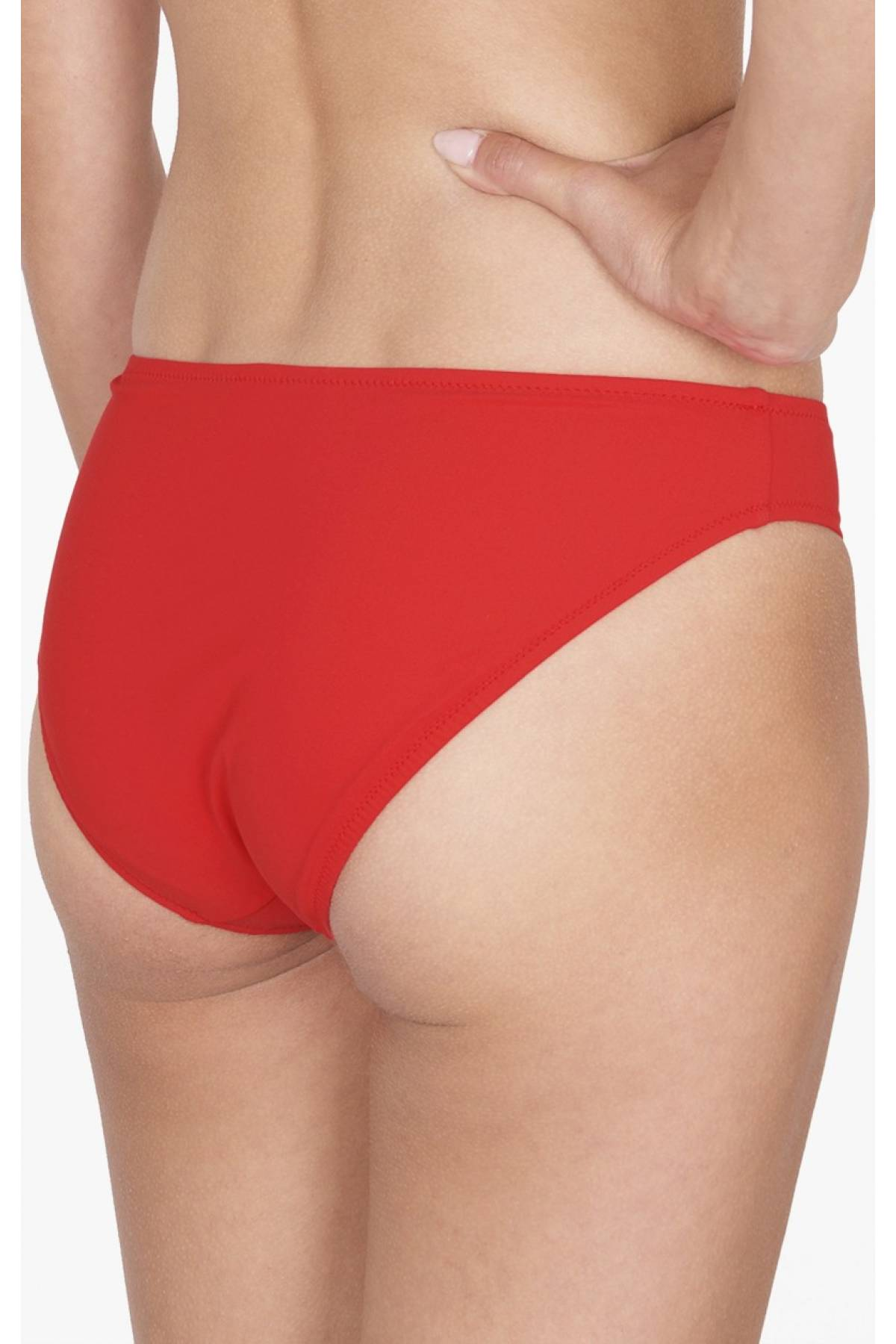 Shan Shan Bright Like A Diamon medium rise bikini bottom
