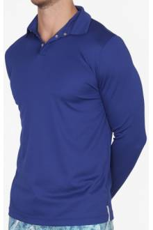 Shan Actif long Sleeve Polo