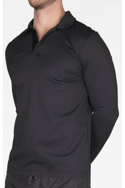 Shan Actuel Long-sleeve polo