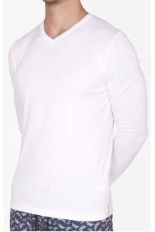 Shan Minimale Soft basic cotton t-shirt