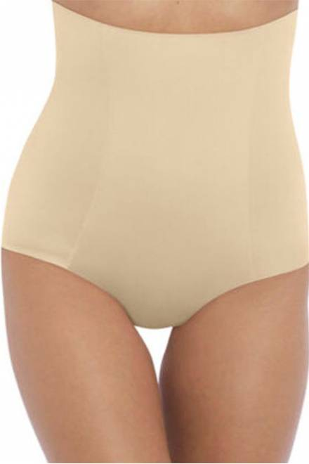 Wacoal Inside Edit Cotton Shaping Hi-Waist Brief